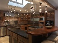 Kitchen Kitchen Square Track Lighting For Vaulted Ceiling ...