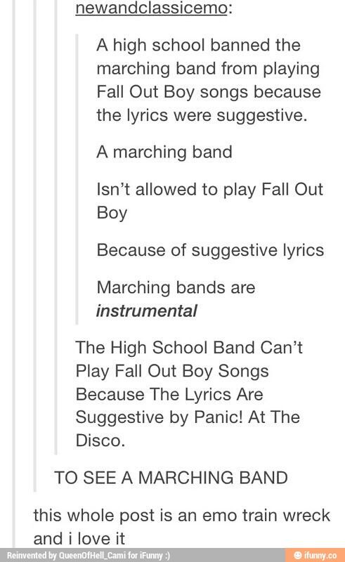 Falling In Reverse Wallpaper Lyrics Fall Out Boy And Panic At The Disco Tumblr Google Search