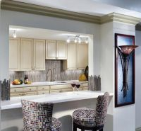 kitchen pass through bar - Google Search   Kitchen remodel ...