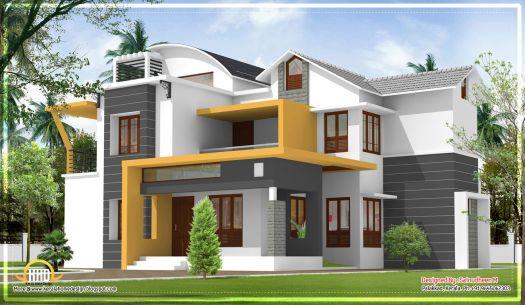 Interior Plan Houses Modern Contemporary Kerala Home Design 2270 Sq Ft