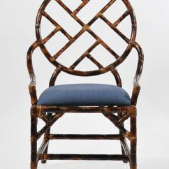 Bamboo Dining Chair Lowes Outdoor Table And Chairs Accent With A Tortoise Shell Finish Love