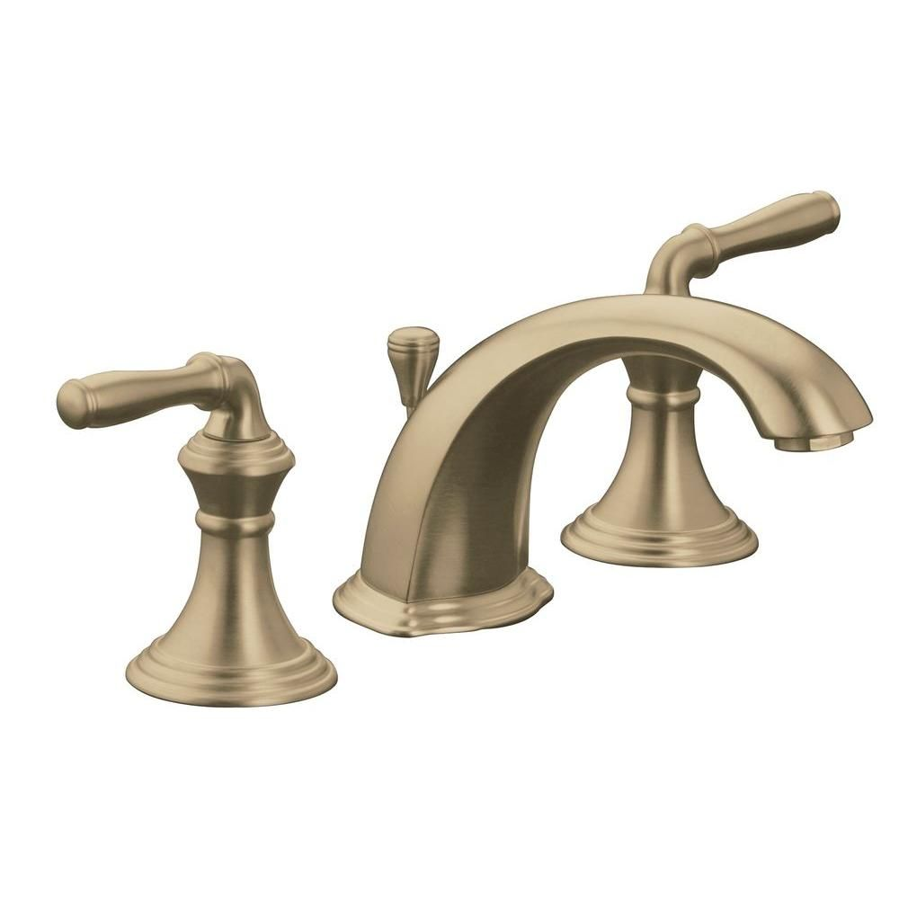 KOHLER Devonshire 8 in Widespread 2Handle LowArc