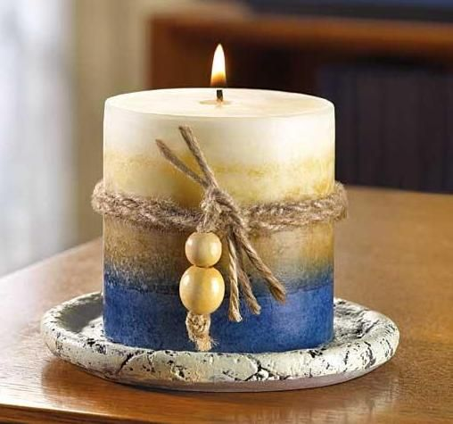 13 Best Images About Decorative Candles On Pinterest Christmas