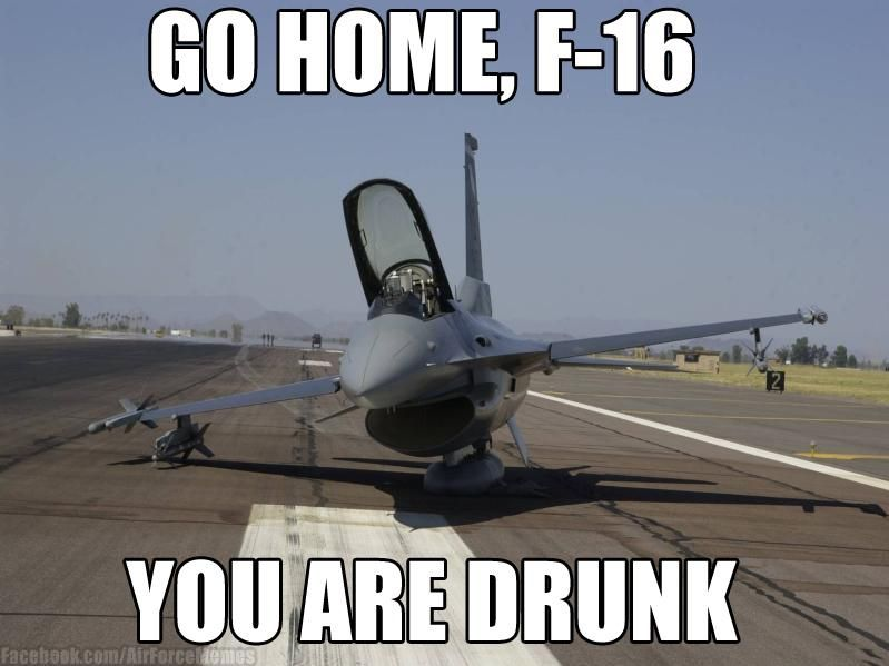 Air Force Maintenance Morale Meme