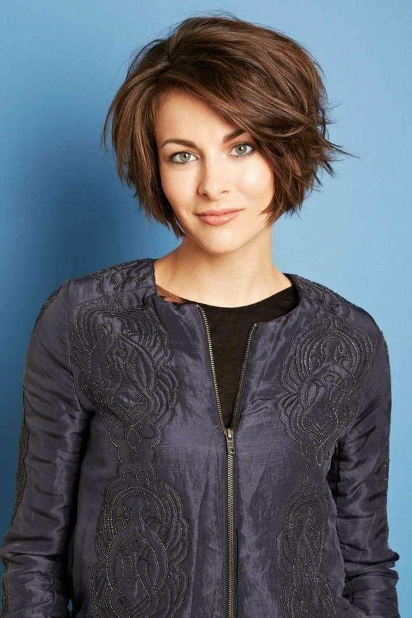 Kurzhaarfrisuren Frisuren Frauen Schöne Trends Kurze Haare