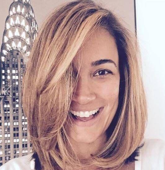 Wow! Jana Ina Zarella Präsentiert Auf Facebook Ihren Neuen Look