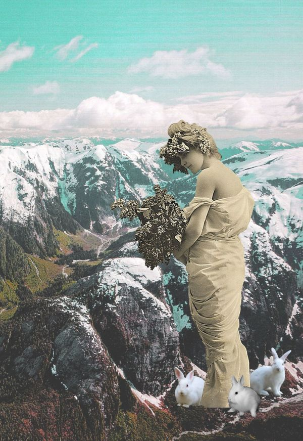 Surreal Digital Collage Art