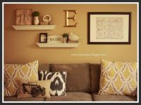 decorate over a sofa | Above the Couch Wall Decor | Future ...