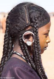 saharan tuareg hairstyle common