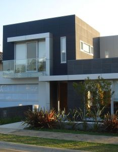 Modern home facade with an affordable concept this is one of the most beautiful house facades that has  number custom projects inclu also fachadas de casas un solo piso google search rh pinterest
