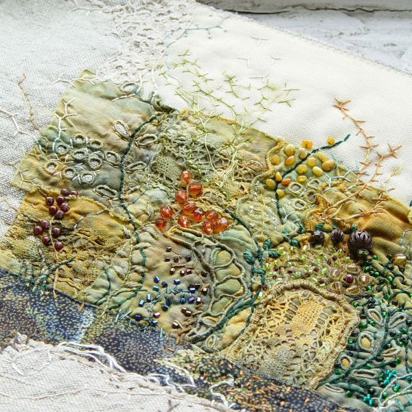 Embroidery & Textile Artist
