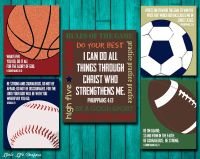 Sports Decor. Sports Nursery. Boy Room Decor. Football