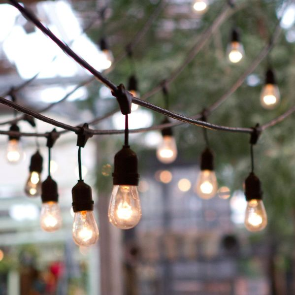Outdoor Patio Lighting String Lights