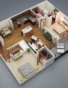 Simple bedroom home plan beauty also pin by planos de viviendas on casas economicas pinterest rh