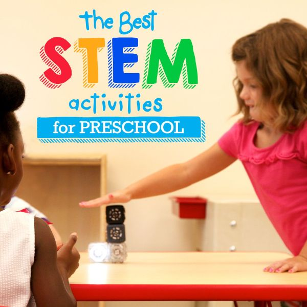 Stem Activities Preschool Click Hatch