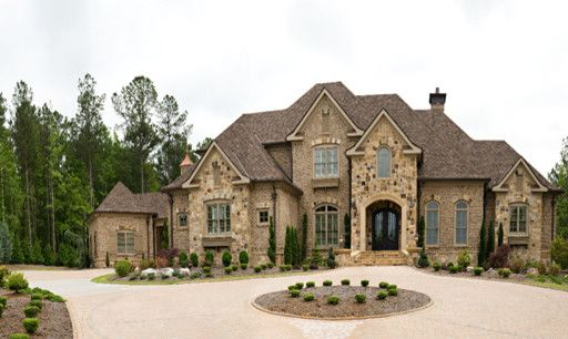 Exterior Stone And Brick Houses Design Pictures Remodel Decor