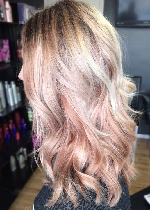 Haarkleuren 2017 4 Haare Pinterest Haar Frisur Und Haarfarben