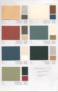 Craftsman Style Interior Paint Colors