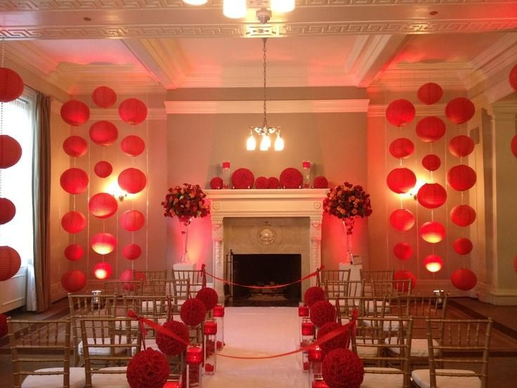 Asian wedding house decoration ideas chinese wedding ideas and chinese wedding decorations 12 chinese junglespirit Images