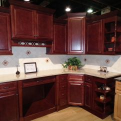 Black Kitchen Cabinets For Sale Large Island Cherry New All Wood Raised Panel Birch