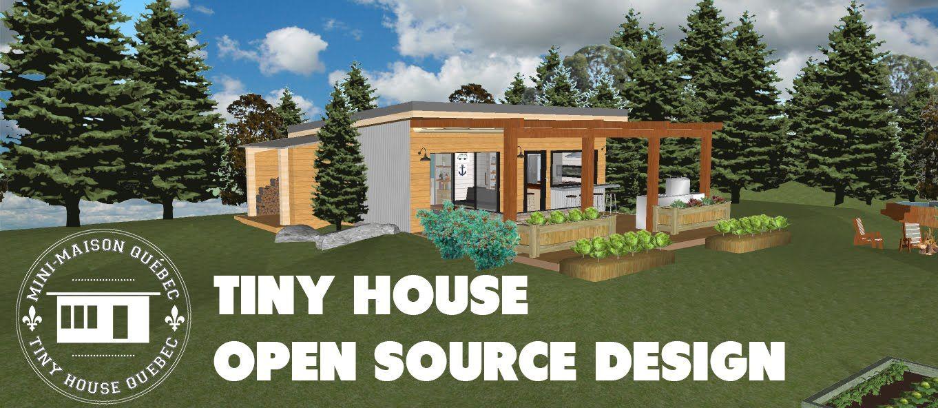 Best Kitchen Gallery: Mini Maison Québec Tiny House Québec Design Open Source No 1 of Open Source Home Design  on rachelxblog.com