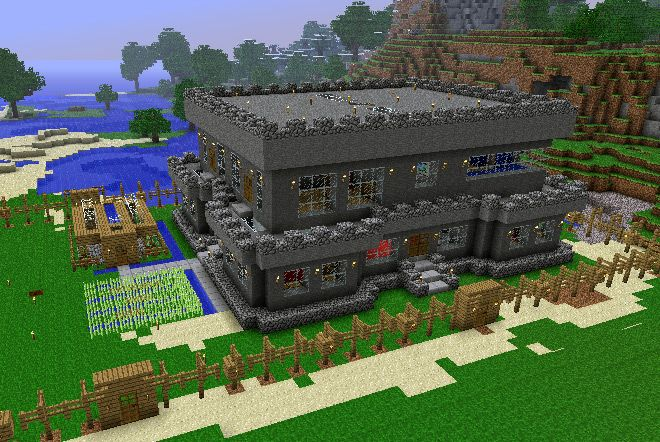Minecraft Survival House Ideas Planet Minecraft • View Topic