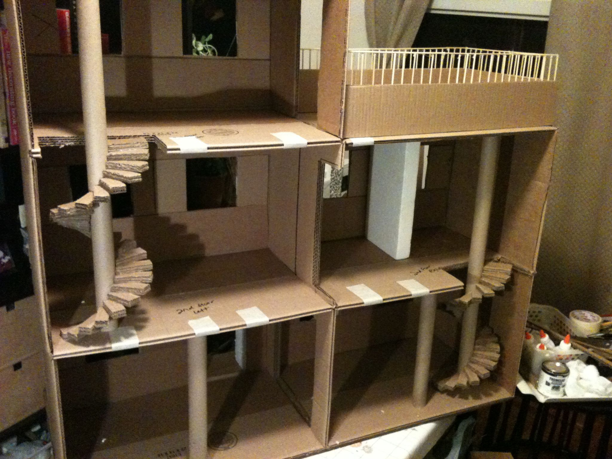 Monster High Doll House Bing Images Doll Dioramas Pinterest