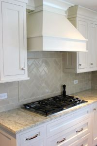 Decorative Subway Tile Backsplash Designs Image Gallery in ...