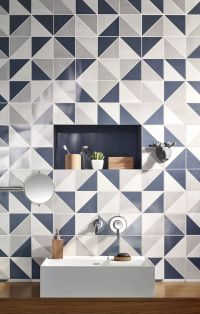White-paste wall #tiles AROMA by Gres Panaria Portugal S.A ...