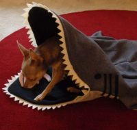 Dog Bed Blanket, it goes with the sleeping bag and the ...