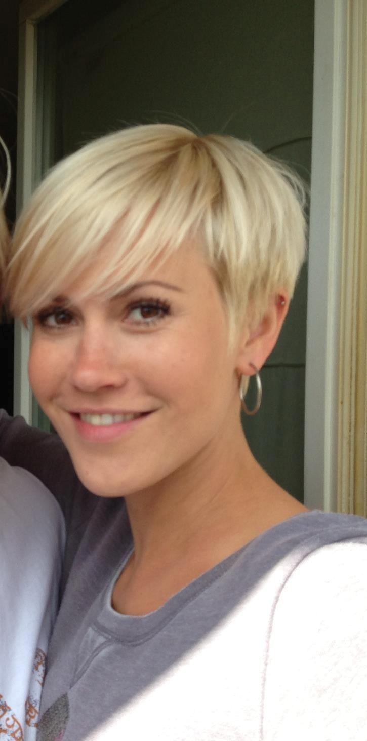 Frisuren Short Cut Pinterest