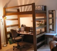 Queen Size Loft Bed Ikea | Home Design & Ideas | Pinterest ...