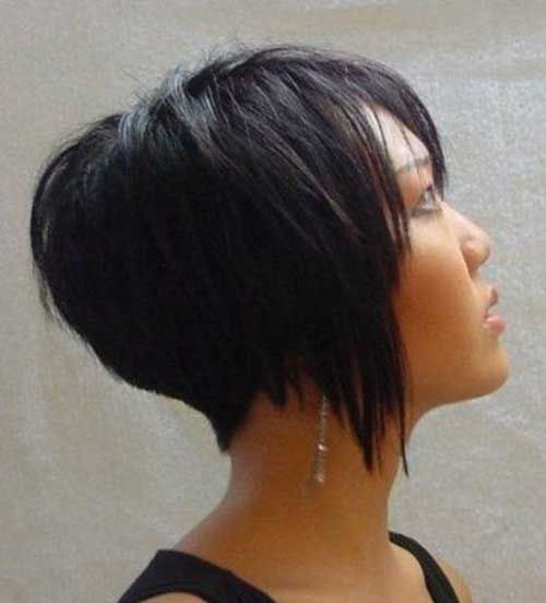 15 Short Inverted Bob Haircuts Bob Hairstyles 2015 Short