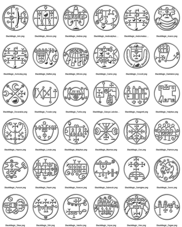Magic Symbols Images