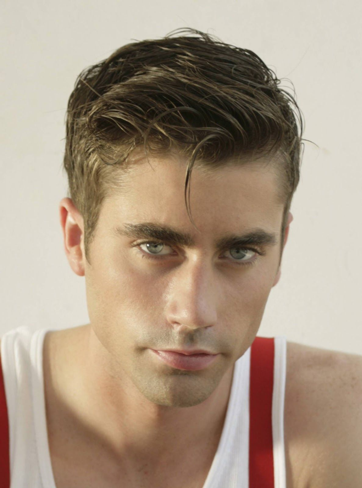 Mens Hairstyles For Thin Hair 2014 Very Short Mens Hairstyles For