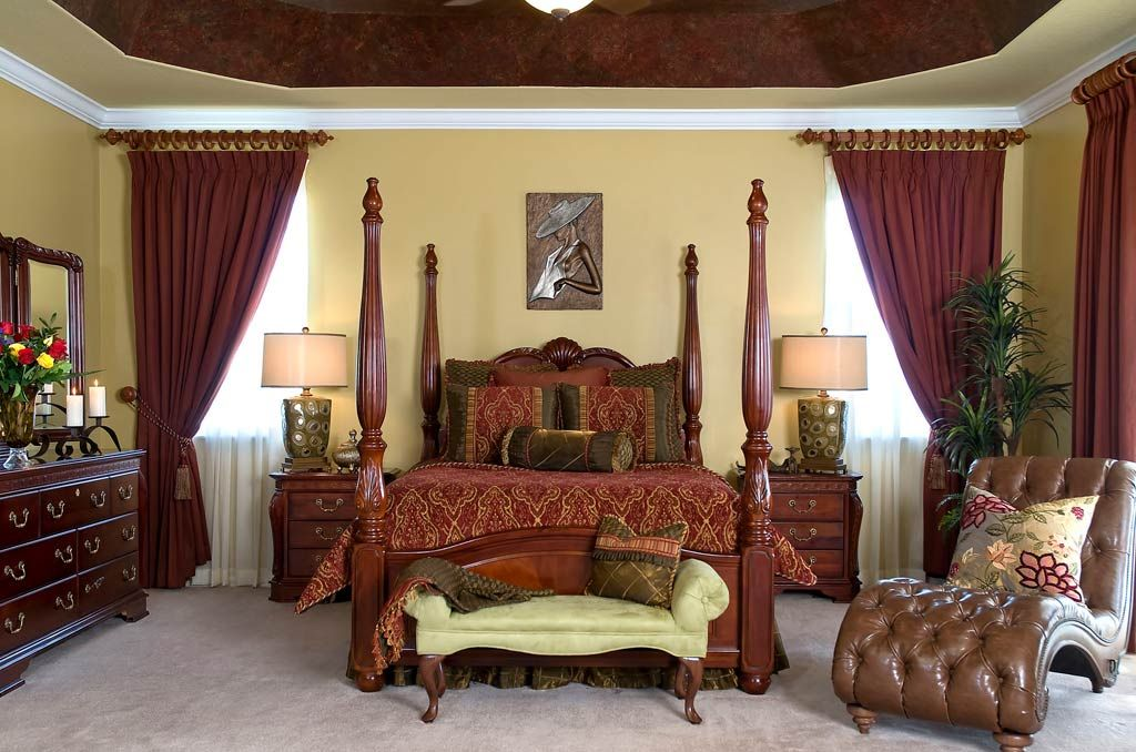 Traditional Decorating Style   design in traditional style Awesome Traditional Bedroom Decor