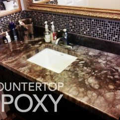 Epoxy Resin Kitchen Countertops Grills For Outdoor Kitchens Photos Of Beautiful Seamless Boomtown