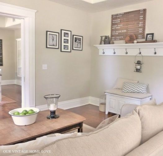 Benjamin Moore Manchester Tan Is One Of The Best Paint Colors For Home Staging Any