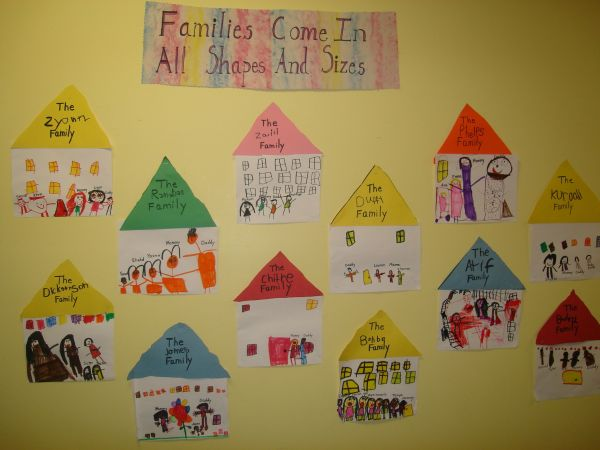Preschool Family Ideas