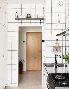 Beautiful home with vintage furniture via coco lapine design also rh pinterest