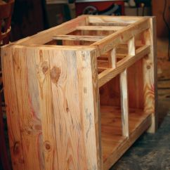 Ready Made Island For Kitchen Handmade Sinks Home Lumber Mill Crafting Dimensional Sawed Timbers