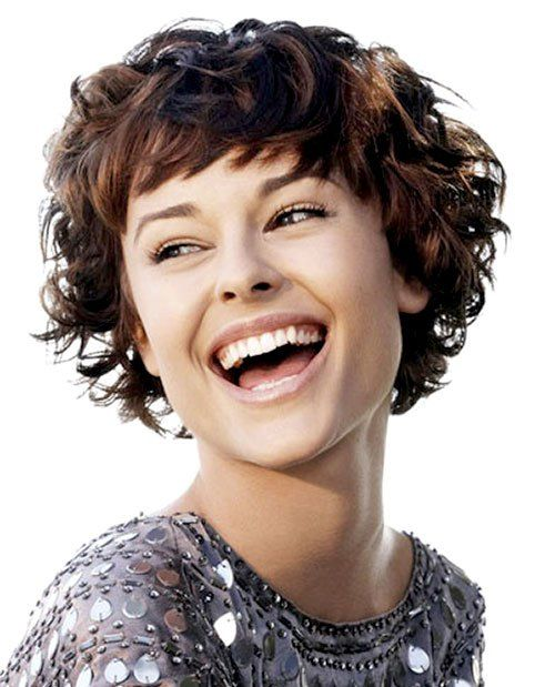 50 Most Delightful Short Wavy Hairstyles Short Curly Hair Wavy