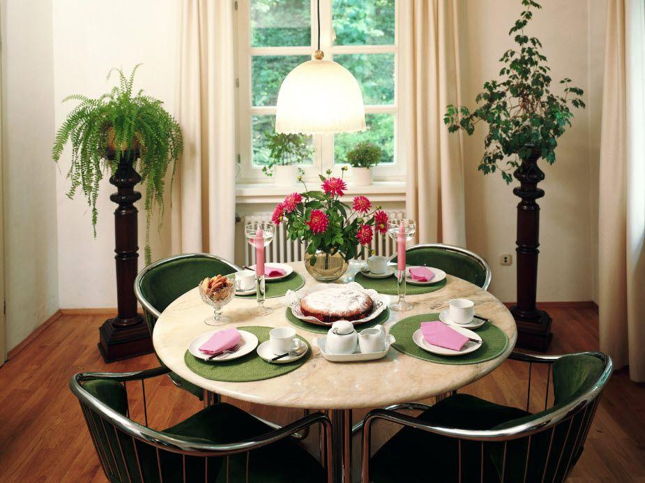 Amazing Dining Table Decoration Idea 5 >' '<HOME DECOR