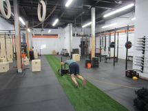 CrossFit Gym Design Fitness