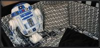 CUSTOM Star Wars Baby Bedding