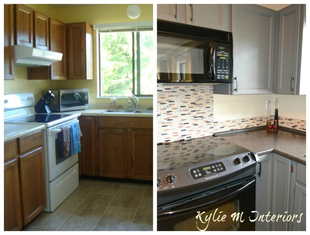kitchen update ideas mixer 4 how to oak wood cabinets travertine