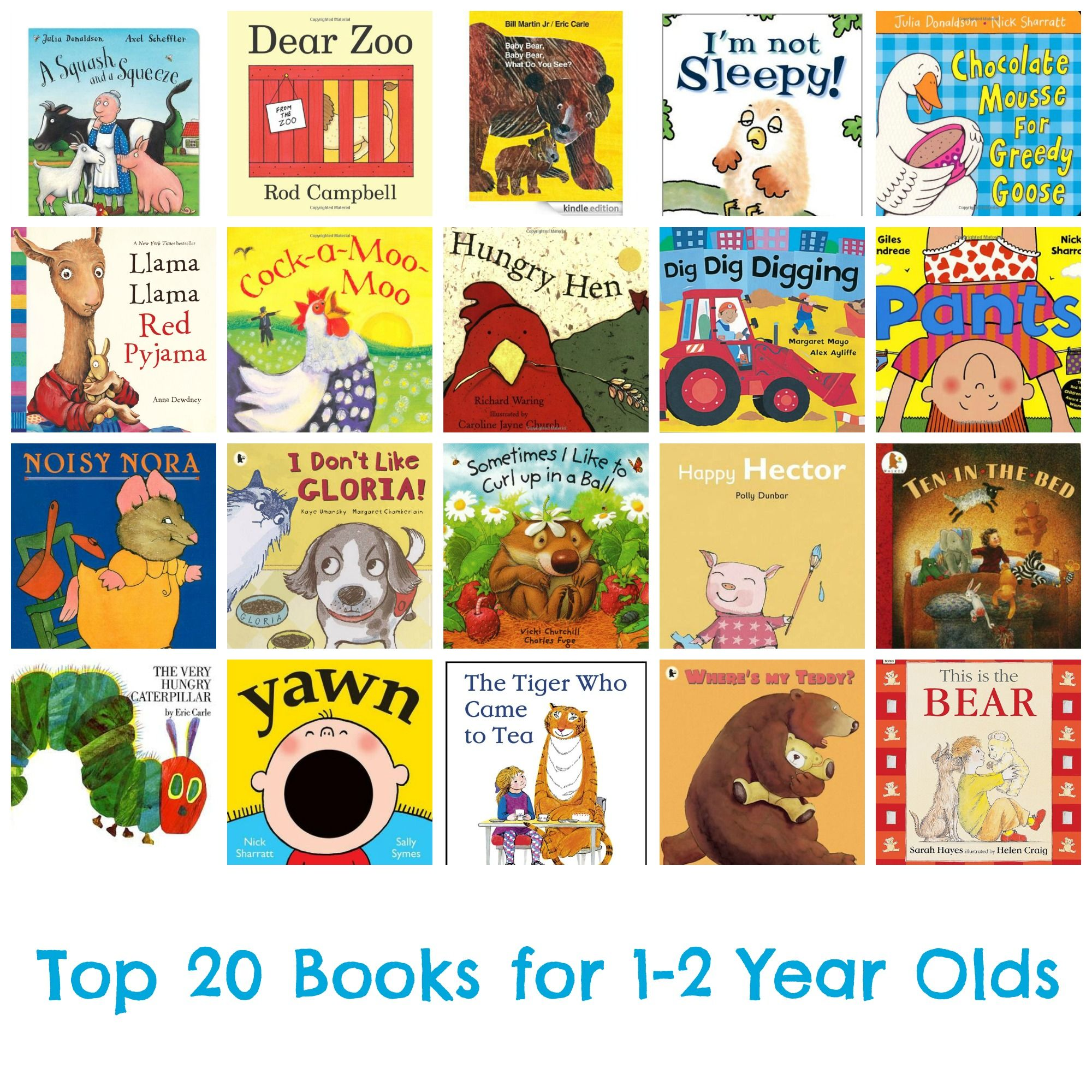 Most Popular Baby Bedtime Books
