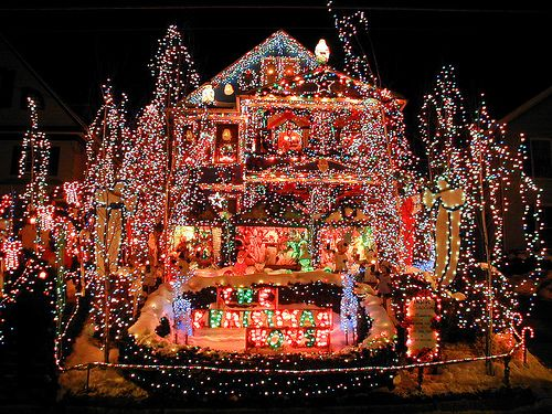 Funny Christmas Lights Display The Best Christmas Light Displays