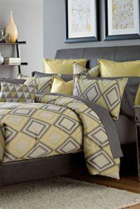 Distinctive Bedding Design | Michael Amini at Designer's ...