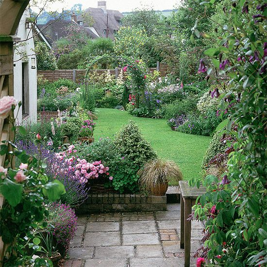 QUIZ What Is Your Garden Style? Gardens Country And Frenchs